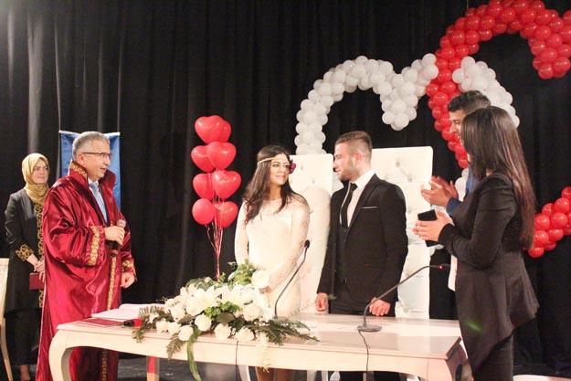 Beykoz'da 14 Şubat'a özel gün!