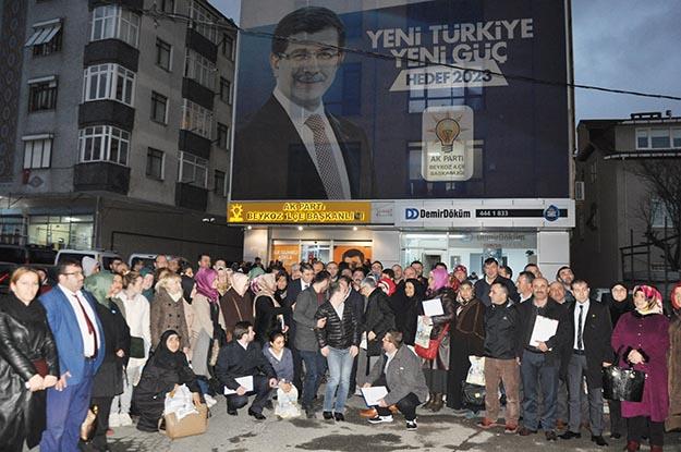 AK Parti Beykoz'da seferberlik ilan etti