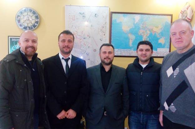 Bilgehan Murat Miniç Başkan oldu