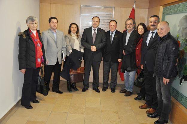 Kaymakam Katırcı'dan destek sözü