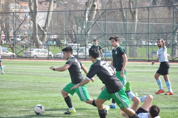 Soğuksuspor'a 1 golle 3 altın puan