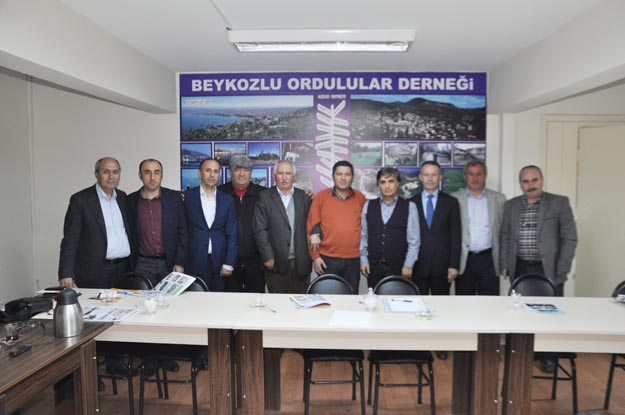 Beykoz'da Ordu Mesudiye ele ele