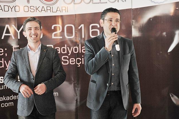 2. Radyo Oskarları Basın Lansmanı Beykoz'da yapıldı