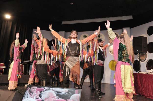 Beykoz'da Sivas kültüründen kareler