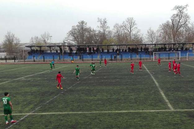 Paşabahçe U19'dan buraya kadar: 0-2
