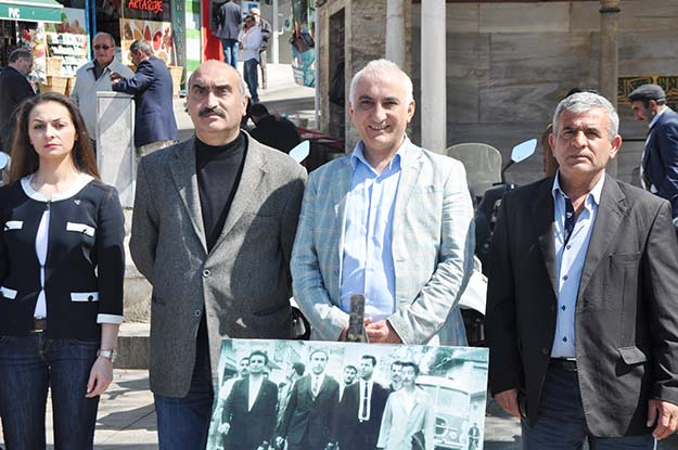 Beykoz'da Başbuğ Türkeş anıldı