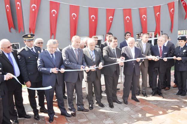 Beykoz Emniyet Binası ve Lojmana resmi açılış yapıldı