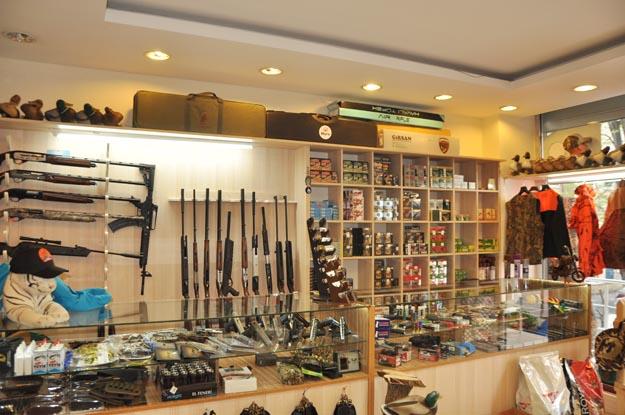 Beykoz'da Av Marketi açıldı