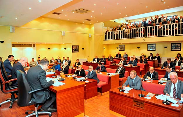Beykoz Belediye Meclisi'nde neler oldu neler?