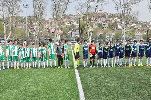 Örnekköy U13 puanla tanıştı: 2-2