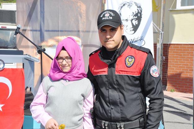 Polis Haftası Beykoz Çavuşbaşı'nda kutlandı