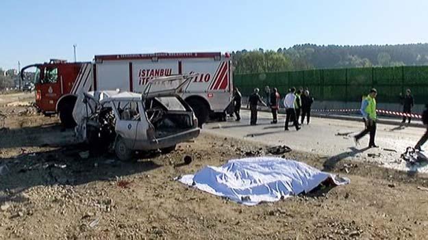 Beykoz Riva'da yine kaza 4 ölü...