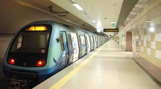 Beykoz'u 'metro' heyecanı sardı