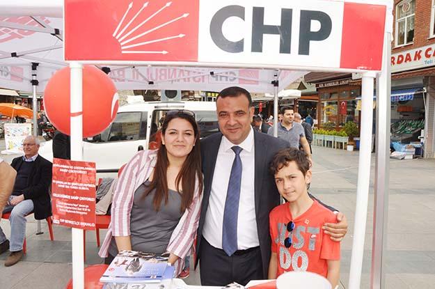CHP Beykoz çocuklara sahip çıkıyor