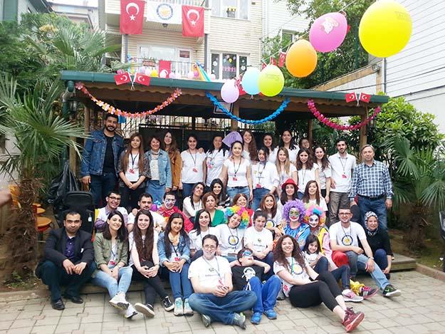Anadoluhisarı'nda 23 Nisan coşkusu