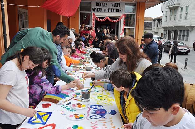 Beykoz Vakfı'nda 23 Nisan Kutlaması