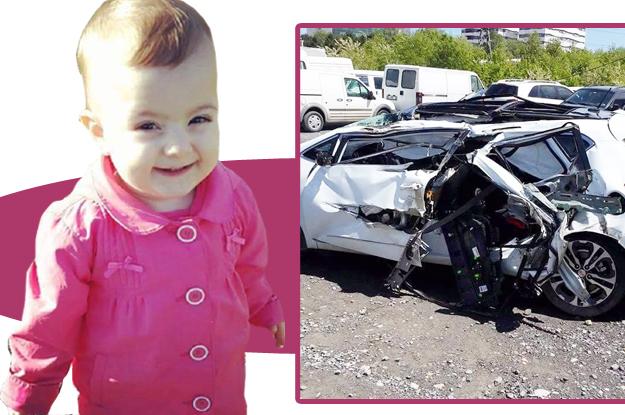 İki bucuk yaşında Zehra'nın bacağı koptu