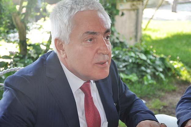 Engin Ruhi Özmen Beykoz Üniversitesi'ni anlattı