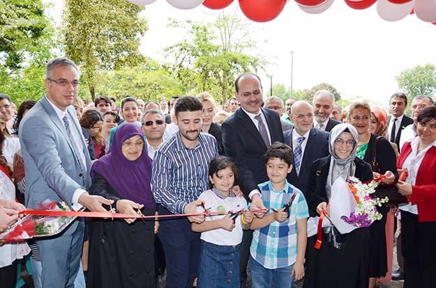 Beykoz Devlet Hastanesi'nde duygusal açılış