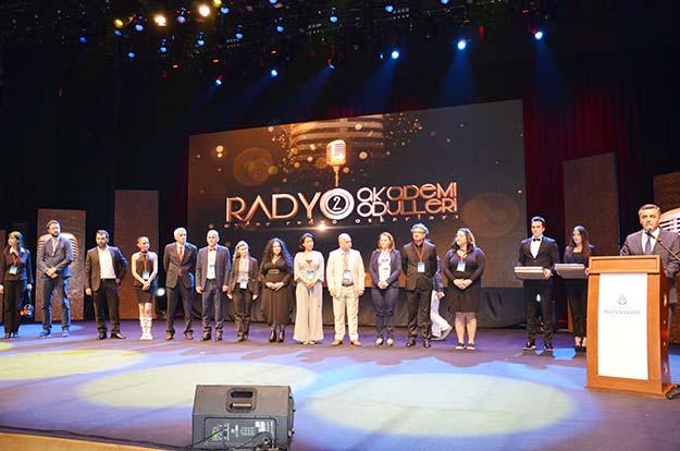 Beykoz'dan Türkiye radyolarına ödül yağdı