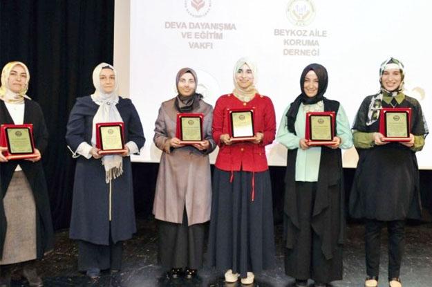 Beykoz'un en güzel okulundan mezun oldular