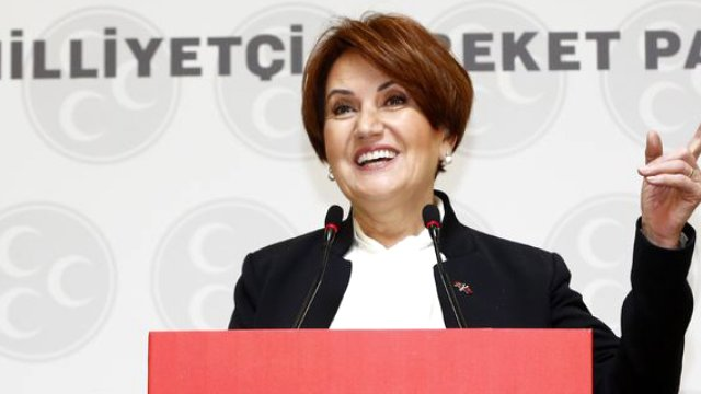 AK Partili Övür'den Meral Akşener'e Kavacık sorusu