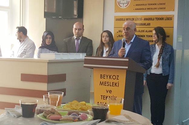 Beykoz'un okullarına Mobil AŞ'den revir seferberliği