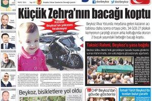 Dost Beykoz Gazetesi Mayıs 2016... 157. Sayı