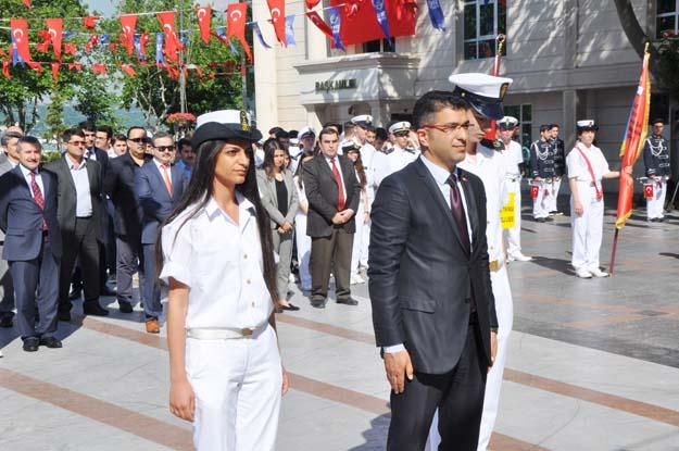 Beykoz'un vicdanı Atatürk'ü kucakladı