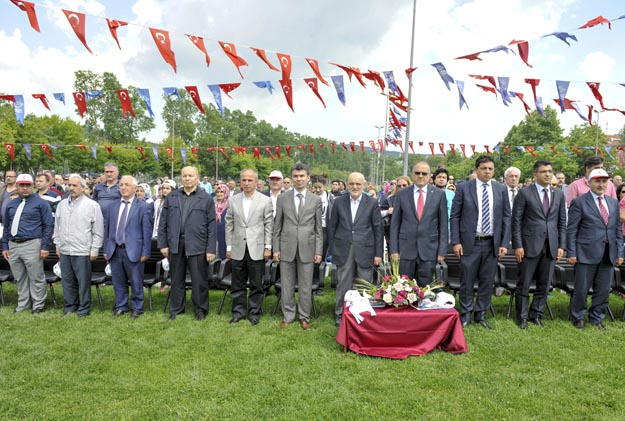 Beykoz'da gençlik bayramını kutladı
