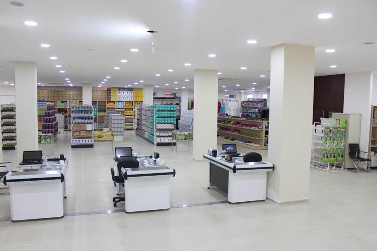 İhtiyaç sahiplerinin Beykoz'da bir marketi var