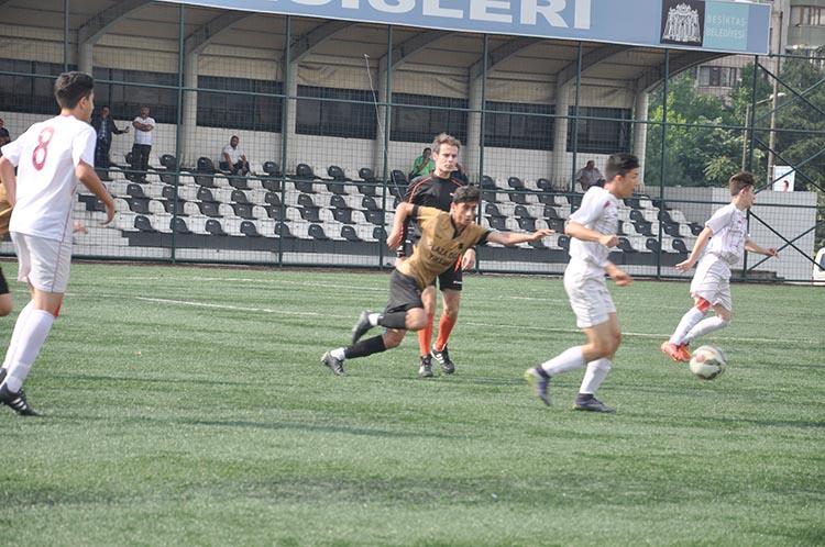 Çubukluspor U16'dan dramatik veda: 3-2