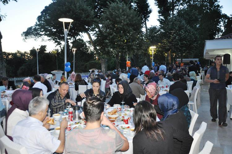 AK Parti'nin Beykoz'da 'Azmi' yüksek
