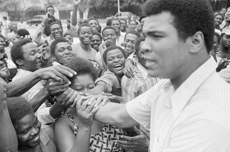 Muhammed Ali haberi Beykoz'da heyecan yarattı
