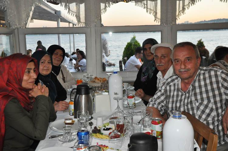 MHP Beykoz'dan Şehit Aileleri hassasiyeti