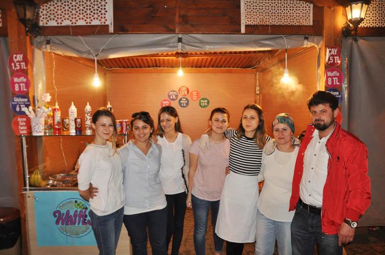 Beykoz Çayırı'nda festival havası