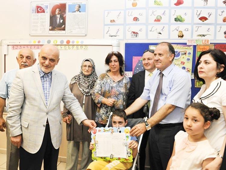 Beykoz'da okullar resmi olarak tatile girdi
