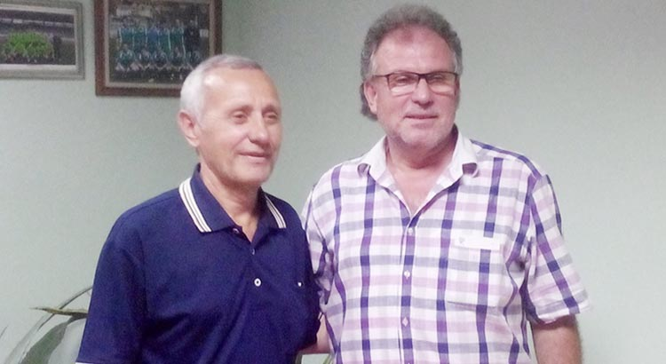 Beykoz Masterler Kulübü'nde başkan değişikliği