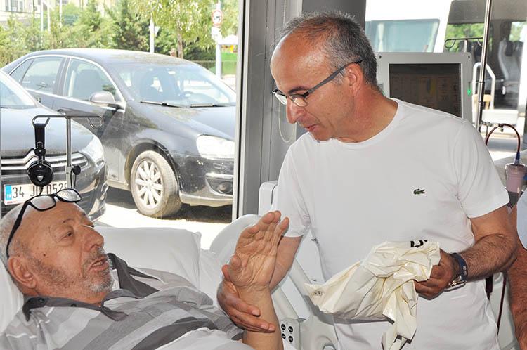 Sağlık Komisyonuyla, Beykoz'un Babaları çok mutlu