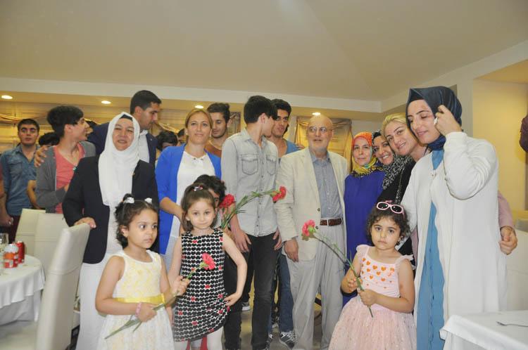 Beykoz'a gelen 80 çocuk, neşeli döndü