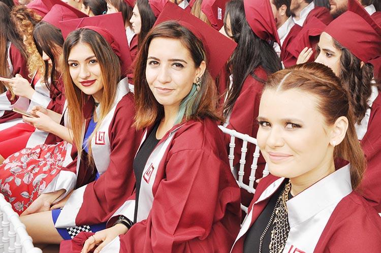 Beykoz Lojistik'te 7. kez mezuniyet töreni yapıldı