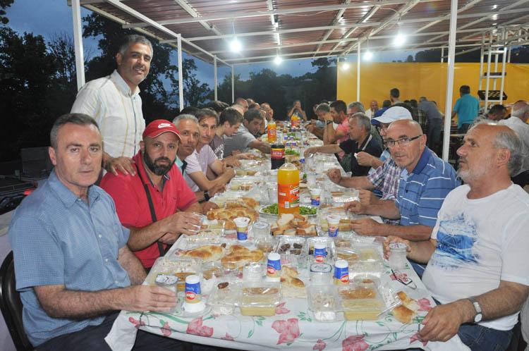 Çubukluspor iftar sofrasında toplandı