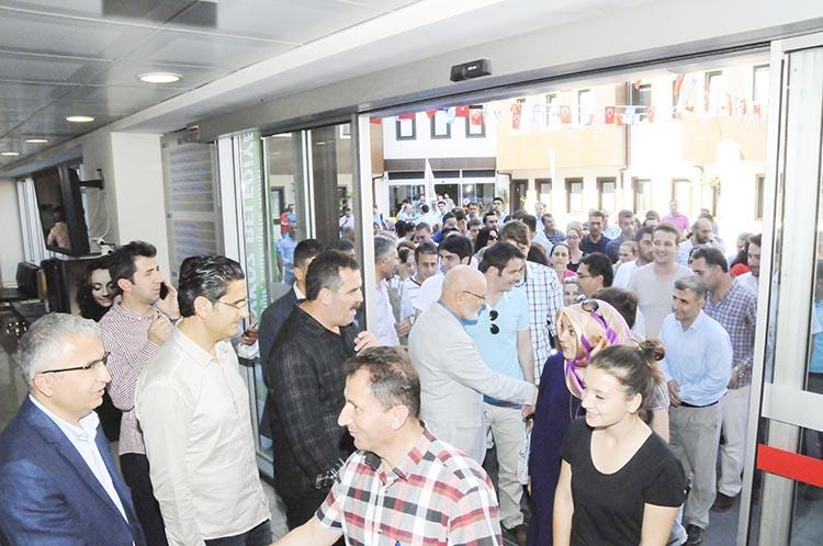 Beykoz'da Ramazan Bayramı başladı