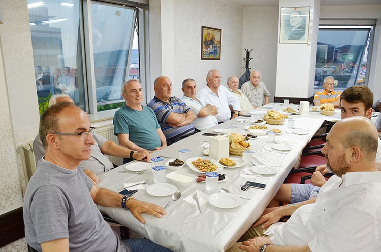 Beykozlu Doğu Karadenizliler de iftar keyfi…