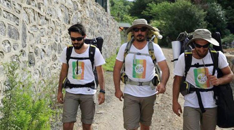 İzinsiz barış yürüyüşüne Beykoz'da gözaltı