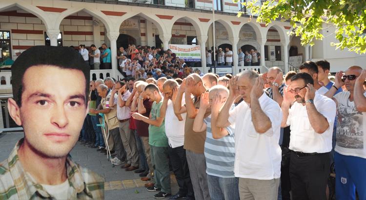 Beykoz'da üzüntü hafif kaldı