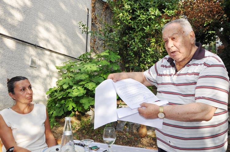 Milli Anayasa Beykoz'da masaya yatırılacak