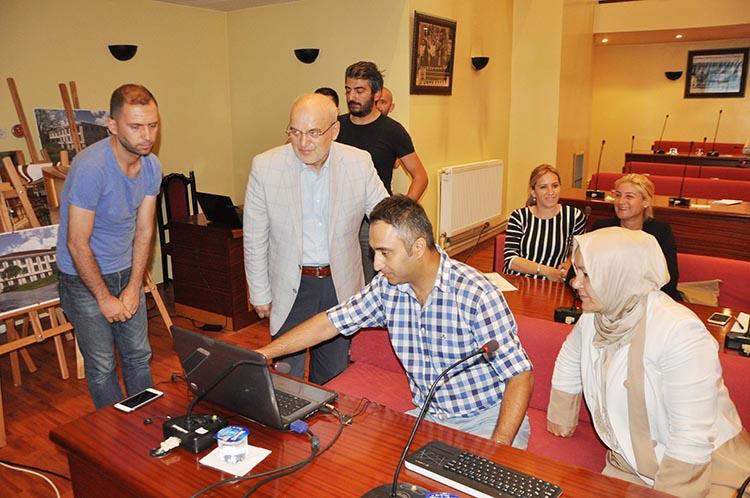 Beykoz Belediye Meclisi E- İmza'yla'Paydos' dedi
