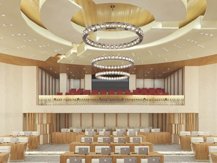 Beykoz'a yeni meclis binası yapılıyor