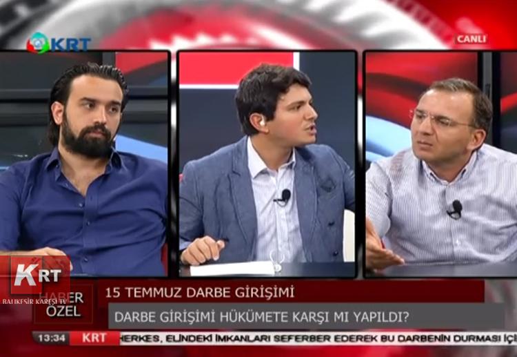 Kader Gür: 'Anadolu iktidarları hep sıkıntı yaşadı'